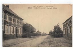 O.L.V. THIELT  Heuvelstraat THIELT N. DAME  Rue De La Colline - Tielt-Winge