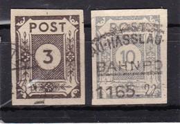 SBZ Nr. 51/52, Gest. (T 10619) - Zona Sovietica