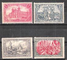 Reich N° 61 à 64 Neufs ** (anciennes Reproductions) - Allemagne