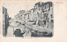 VENICE // Rio S.Girolamo - Venezia
