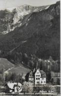 AK 0157  Edlach ( Rax ) - Hotel Finkenhof Gegen Schneeberg / Verlag Ledermann Um 1942 - Raxgebiet