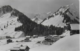 AK 0158  Sporthotel Baad Mit Unspitze - Verlag Keßler Um 1950-60 - Kleinwalsertal