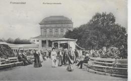 AK 0158  Franzensbad - Kurhauspromenade Um 1909 - Tschechische Republik