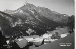 AK 0158  Seewiesen - Skiheime Schuster / Verlag Kuss Um 1955 - Alfenz