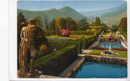 VALSANZIBIO, Villa Barbarigo, Il Labirinio E Le Piscine, Italy, 1956 Used Postcard [22867] - Padova (Padua)