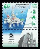 2012Israel2318Energy Resources In Israel - Gebraucht (mit Tabs)
