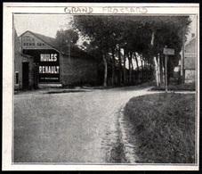 1928  --  YONNE  GRAND FROSSARD MONTEREAU FAULT  PUBLICITE RENAULT  N767 - Non Classificati