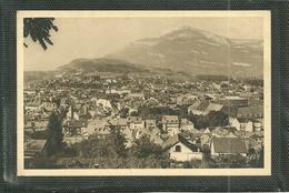 73  CHAMBERY - VUE GENERALE ET LE NIVOLET (ref 4849) - Chambery