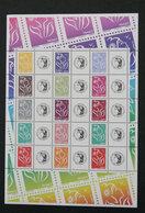 FRANCE - 2006 - Feuillet Marianne Du Bicentenaire Avec Vignette Cérès - - Blocs & Feuillets
