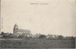 D45 - INGRE - VUE GENERALE - Au Fond L'église - France