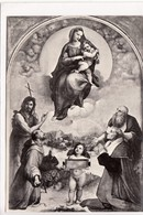 Citta Del Vaticano, Pinacoteca, Madonna Di Foligno Raffaello, Unused Postcard [22872] - Vatican
