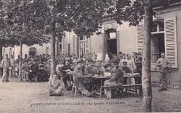 BESANCON      4 EME REGIMENT D ARTILLERIE. LA CANTINE VALLOIRE - Besancon
