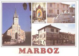 CPSM DE MARBOZ - France