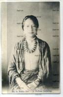Nepal Nepali Girl A Heffernan Darjeeling Postcard India Tibet 1900s-10s No.42 By Master's Curios - Nepal