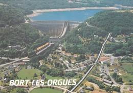 23----BORT LES ORGUES--le Barrage De Bort Les Orgues--voir 2 Scans - France