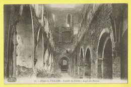 * Villers La Ville (Waals Brabant - Wallonie) * (Henri Georges, Nr 12) Abbaye De Villers, Couloir Du Cloitre, Logis - Villers-la-Ville