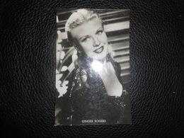 Ginger Rogers  Echte Foto   Photo Warner Bros - Artisti