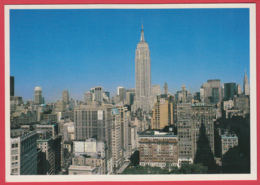 NEW YORK CITY - The EMPIRE STATE BUILDING And Midtown Skyline. SUP** 2 SCANS - Multi-vues, Vues Panoramiques