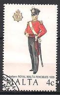Malta (1989)  Mi.Nr.  819  Gest. / Used  (2af46) - Malta