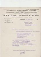 VIRY CHAUNAY ( AISNE ) INSTRUMENTS ARATOIRES - CHARRUES FONDEUR - 1945 - Agriculture