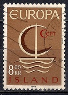 Iceland 1966 - EUROPA Stamps - 1944-... Republik
