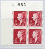 PIA - DANIMARCA -1997 : Uso Corrente - Regina  Margrethe - (Yv 1148 X 4) - Danimarca