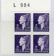 PIA - DANIMARCA -1997 : Uso Corrente - Regina  Margrethe - (Yv 1165 X 4) - Danimarca