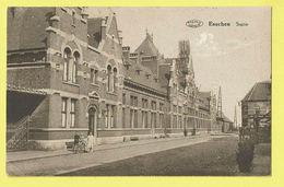 * Essen - Esschen (Antwerpen - Anvers) * (Préaux Ghlin - Photo Bernaards Ribbens) Statie, Railway Station, Bahnhof, Gare - Essen