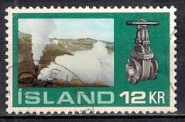 Iceland 1974 - Greenhouses - 1944-... Republik