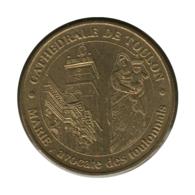 83001 - MEDAILLE TOURISTIQUE MONNAIE DE PARIS 83 - Cathédrale De Toulon - 2003 - Monnaie De Paris
