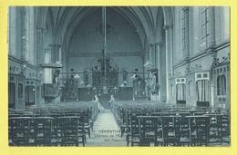 * Herentals - Herenthals (Antwerpen - Anvers) * (SBP, Nr 12) Intérieur De L'église Des Capucins, Binnenzicht Kerk Church - Herentals