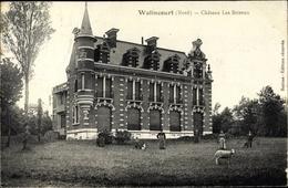 Cp Walincourt Nord, Chateau Les Briseux, Mouton - Altri Comuni