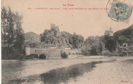 ***  81  ***   AMBIALET Les Trois Tunnels Et Les Bords Du Tarn TTB - France