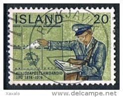 Iceland 1974 - Universal Postal Union - 1944-... Republik