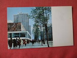 Kalinin Avenue  ---Russia Moscow--  Ref 3160 - Russia