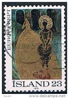 Iceland 1975 - Europa Cept Used - 1944-... Republik