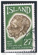Iceland 1975 - Stephan G.Stephansson - 1944-... Republik