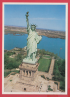 NEW YORK CITY - STATUE OF LIBERTY * SUP** 2 SCANS - Statue De La Liberté
