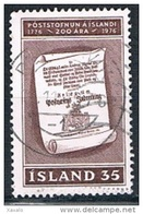 Iceland 1976 - Icelandic Post Service - 1944-... Republik