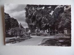 08 CHARLEVILLE Le Jardin Public - Charleville