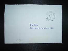 LETTRE PORT PAYE OBL. PP 2-6 1994 57 LUTTANGE MOSELLE - Marcophilie (Lettres)