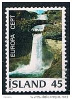 Iceland 1977 - Europa CEPT - 1944-... Republik