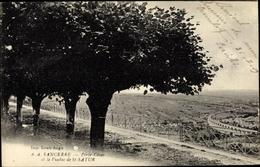 Cp Sancerre Cher, Porte Cesar, Viaduc De St. Satur - Frankrijk