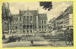 * Arlon - Aarlen (Luxembourg - La Wallonie) * (Editions Arduenna - Photo Glém Dessart, Nr 2194) Place Léopold, Oldtimer - Arlon