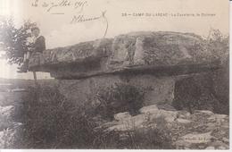 Camp Du Larzac La Cavalerie Le Dolmen  1915 - Rodez