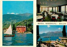 72780987 Bellano Hotel Restaurant Meridiana Am Comer See Lecco - Italia