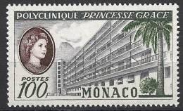 """Monaco YT 513 """" Polyclinique Princesse Grace """" 1959 Neuf** - Unused Stamps"""