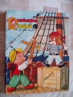 ROUDOUDOU-RIQUIQUI RELIURE LUXE NO 24-ED.VAILLANT-1966/67 - Vaillant