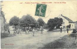 25 ABBEVILLERS – Un Coin Du Village - France