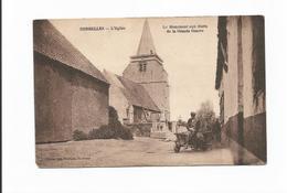 Herbelles L'église Saint-léger Le Monument Aux Morts De La Grande Guerre - Saint Omer